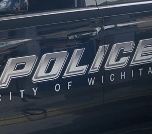A Wichita woman was arrested after an April Fools' Day prank that led to a large emergency response at her home.