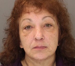 Ruth Rookstool, 59, was convicted of stealing more than $100,000 from her former employer, Morrisville Ambulance Squad, in August, and sentenced this week to up to three years in prison. (Photo/Bucks County District Attorney's Office)