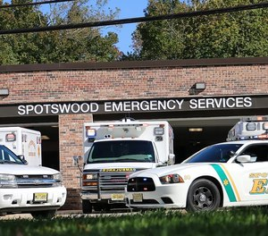 The former director of Spotswood EMS has filed a lawsuit claiming he faced