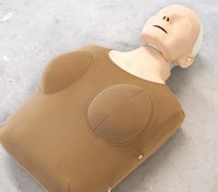 Company creates attachable breasts for manikins to address gender disparities in CPR