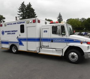 An audit at the Baraboo District Ambulance Service found that a lack of cohesive training and internal controls regarding the service's finances resulted in a revenue loss of approximately $200,000 or more. (Photo/Baraboo District Ambulance Service)