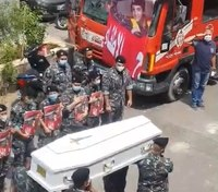 Beirut FF-paramedic killed in blast laid to rest, 9 other FFs presumed dead