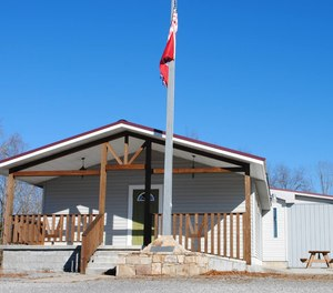 Officials say burglars broke into the Foster Falls Volunteer Fire Department fire hall and stole at least $6,000 in equipment on Tuesday.