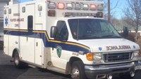 4 injured in NY ambulance crash with car