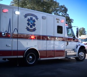 An Escambia County paramedic is accused of breaking Florida law in five instances, including in two cases that resulted in the deaths of patients under his care.