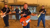 Watch: Calif. FFs sing 'Don't Burn Down Your House' in viral educational music video