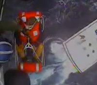Video: Coast Guard, San Diego medic rescue ailing man 75 miles off coast
