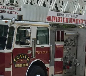 The Cullman County Association of Volunteer Fire Departments is hoping to spark youths' interest in the fire service with a new training program for high school students. (Photo/Cullman County Association of Volunteer Fire Departments Facebook)