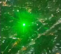 Video: Paramedic, pilot injured after laser pointed at Canadian air ambulance