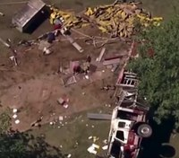 Report: Apparatus in crash that killed 3 was speeding