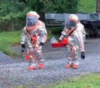 3 DC FFs transported to hospital after hazmat incident