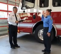 Fla. FD promotes first female engineer