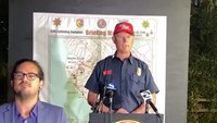 Firefighter's wallet stolen, bank account emptied during Calif. wildfire battle