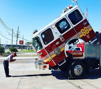 Photo of the Week: Respect the rig