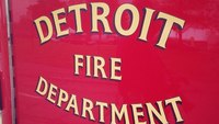 Detroit FFs surprised to find baby inside burning home