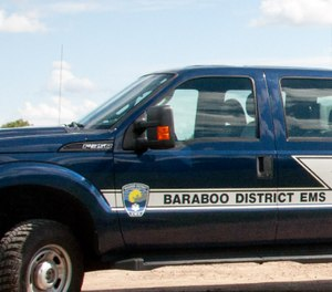 The EMS chief and logistics coordinator at Baraboo District Ambulance Service both announced their retirements following an audit that found billing problems caused at least $200,000 in revenue to be lost. (Photo/Baraboo District EMS)