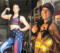 Former firefighter-paramedic files claim alleging gender discrimination