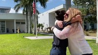 Video: Fla. FF-EMT reunites with FF who helped save her dad, inspired her career