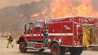 CAL FIRE faces potential furloughs, pay cuts