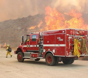 CAL FIRE firefighters face potential furloughs and up to 10% pay cuts under a plan by Gov. Gavin Newsom to fill a projected $54 billion budget deficit.