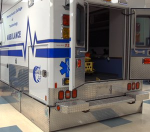 The Pennsylvania College of Technology will launch a hybrid learning program for paramedic students, which will include virtual lectures in conjunction with hands-on field and simulation training.