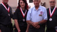 3 Ind. first responders awarded for saving FF at house fire