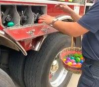 Mo. firefighters host virtual Easter egg hunt