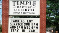 After lawsuits, Miss. mayor says drive-in church OK during COVID-19
