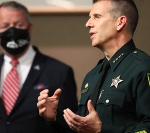 Orange County Sheriff John Mina said his deputies will be given discretion in calls involving minors where there is no physical injury. (Photo/TNS)