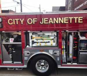 The city of Jeannette will buy three body armor vests for full-time, paid firefighters, while the department's relief association will cover the cost of 15 vests for volunteer firefighters.