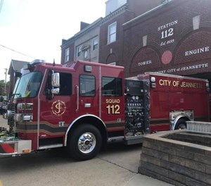 The City of Jeannette Fire Department is accepting new members to its revamped junior firefighter program, which accepts teenagers between 14 and 17 who live in the city. (Photo/City of Jeannette Fire Department Facebook)