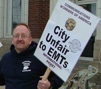 Protests boosted as Cleveland officials renew challenge to EMS contract