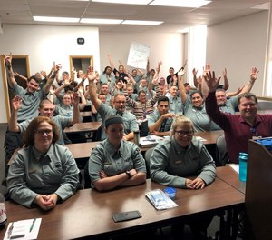 The Staff Training Academy also will transition to more normal operations, with larger class sizes, CPR and other physical activities, and graduations.
