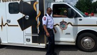 Driver, roused by Ga. EMS crew, dies in multi-fatal crash