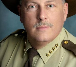Hutchinson County Sheriff Kirk Coker died in a single-vehicle crash on March 29. (Photo/TNS)