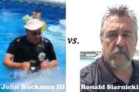 Cold Water Challenge Face-off: John Buckman III vs. Ronald Siarnicki