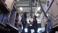 Watch: Colo. firefighter proposes at fire station
