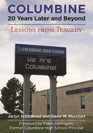 Jaclyn Schildkraut is co-author of Columbine, 20 Years Later and Beyond: Lessons from Tragedy, an analysis of the long-term implications of the shooting, and the ways in which research and related policy must continue to move forward.