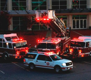 The Columbus Fire Department reported about 2,500 false fire alarm calls per year for the last three years. (Photo/Columbus Department of Fire & EMS Facebook)