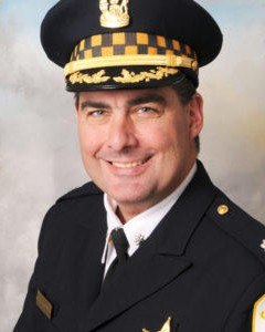 Chicago Police Commander Paul Bauer was shot and killed February 13, 2018.