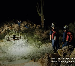 The Mavic 2 Enterprise provides the most practical and comprehensive solution for emergency response scenarios.