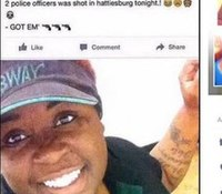 Subway employee fired for Facebook posts celebrating cop killings