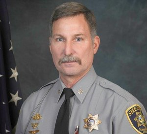 Cpl. Daniel R Abramovitz of the Leavenworth County (Kansas) Sheriff's Office.