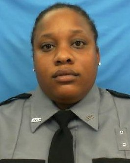 Officer Whitney Cloud was killed on August 25.