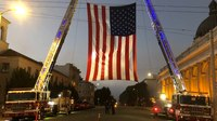 Vigil held for San Francisco FF-medic killed in training accident