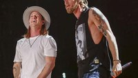 Country music duo under fire after requesting armed cops not be allowed backstage