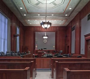 Testifying in court may be one of the more difficult and important tasks an officer faces in their career. (Photo/Pixabay)