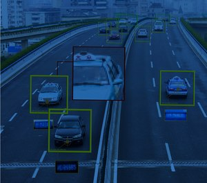Video technologies like license plate recognition and real-time alerting can help law enforcement agencies identify and solve crimes faster. (image/Getty)