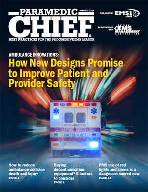 Paramedic Chief Digital Edition Winter 2016