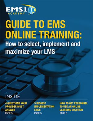 EMS Online Training Guidebook
